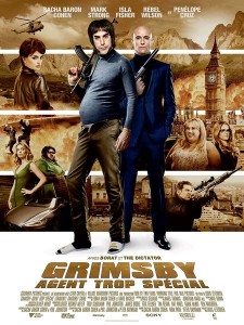 GRIMSBY: AGENT TROP SEPECIAL