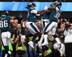 Le Super Bowl pour les Philadelphia Eagles