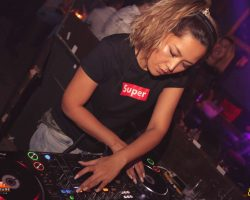 Ladies_Night  – DJette @Tina from @ yellow club
