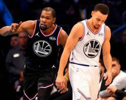 Durant plus fort que Curry